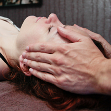 Le Massage Indien de la Tête